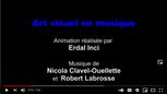 Art visuel Erdal Inci en musique