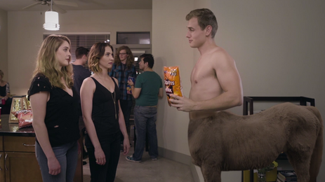 Doritos Mix - Centaur Social Media Commercial