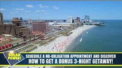 FREE 3-5 Day Vacation
