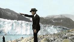 LT Pointing Glacier 3D