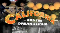 California And The Dreamseekers Title_1