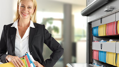Офисные системы Hänel Rotomat®