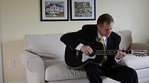 Goodman Guitars Alfie Smith Model - Crosscut Saw