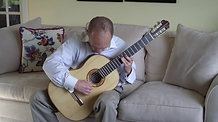 Duncan Anderson playing Goodman Classical Guitar