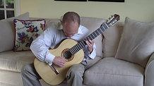 Duncan Anderson playing Goodman Classical Guitar