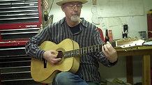 Randy Caldwell Playing Goodman Guitar