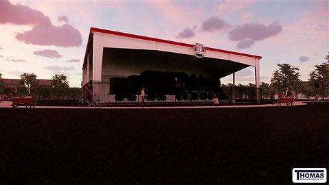 CN 2747 Enclosure Conceptual Design