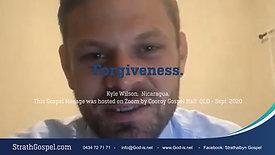 Forgiveness - Kyle Wilson - Nicaragua