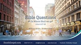 Bible Questions 4 - Willians Alcala.