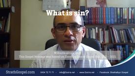 What is sin? - Willians Alcala