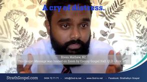 A Cry of Distress - Biven Mathew  NZ