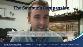 The Saviour's Compassion - Scott Kember