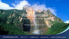 Bible Questions 2 - Willians Alcala
