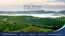 Vital Verses 1 - Les Hills