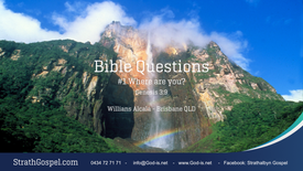Bible Questions 1 - Willians Alcala