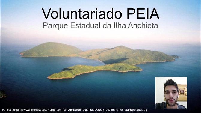 Voluntariado Parque Estadual da Ilha Anchieta (PEIA)