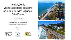 Avaliação da vulnerabilidade costeira na praia de Massaguaçu, São Paulo