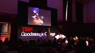 Connecting a billion minds   Shafi Ahmed   TEDxGoodenoughCollege