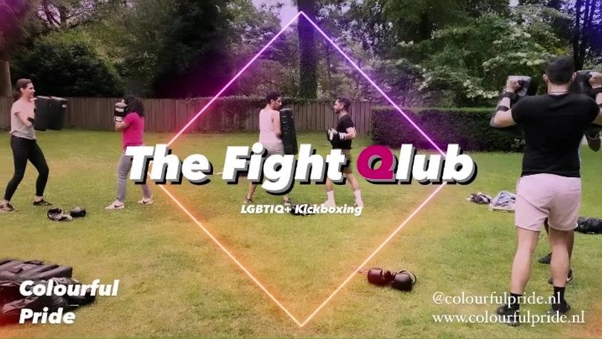 The Fight Qlub | LGBTIQ Kickboxing