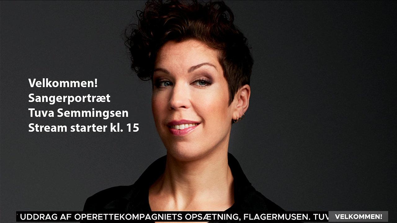 Sangerportræt: Tuva Semmingsen