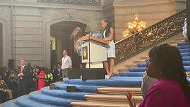 London Breed's Mayor Inauguration Ceremony 2020