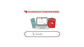 DoorDash Webseries Intro