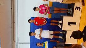 Entrega de trofeos Open Ángel Becerra