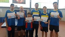 TOP 8 Liga Provincial De Málaga 2016/17