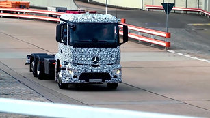 Top 5 All-Electric Trucks