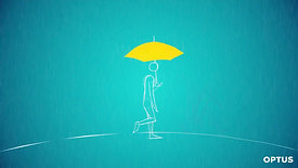 Optus | Umbrella Animation