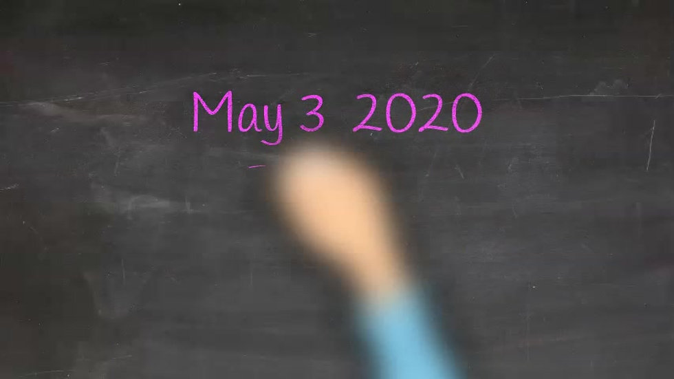 What's On in 2020!!