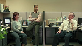 McDonald's Office Commercial