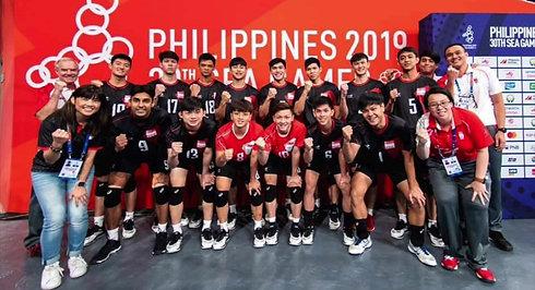 SEA Games 2019 | SGP vs MYA
