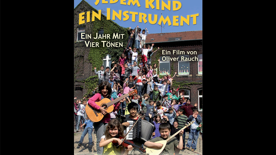 Jedem Kind ein Instrument - Trailer - Real Fiction, WDR