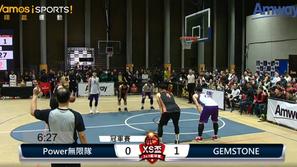 安麗XS盃3對3籃球賽
