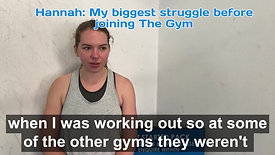 Hannah - Testimonial