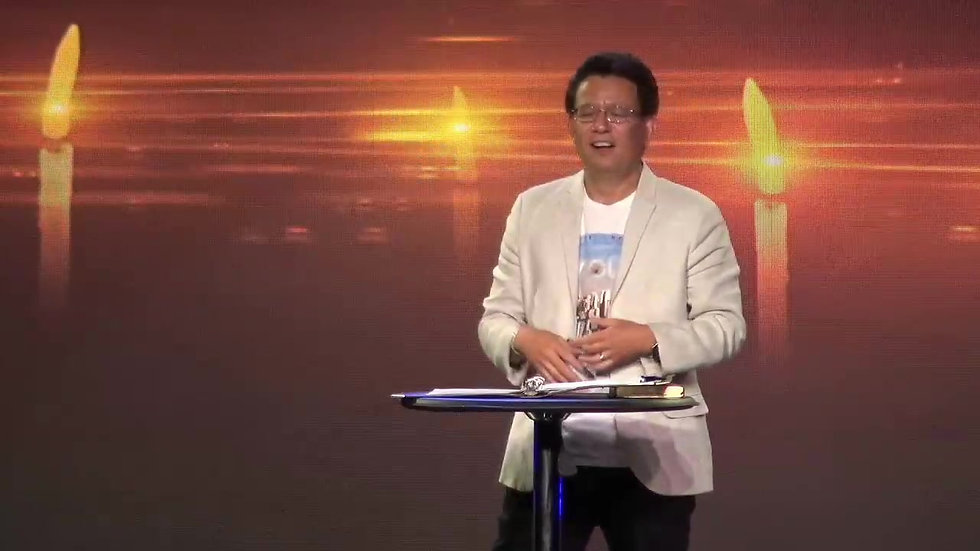 20-09-16 Let your Light your Light Shine Pastor Kent Miyoshi