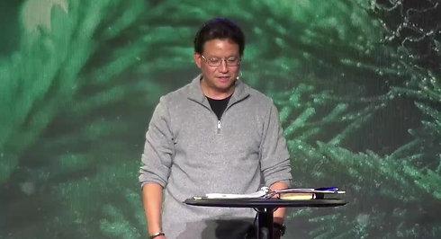 20-11-01 Make Place for the Spirit of Joy Pastor Kent Miyoshi