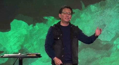 03-03-21  Being Strong and Courageous Pastor Kent Miyoshi