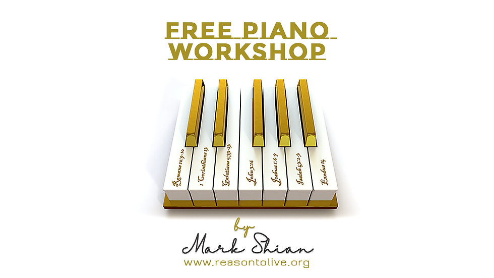 Piano Workshop 4 Apr 2020