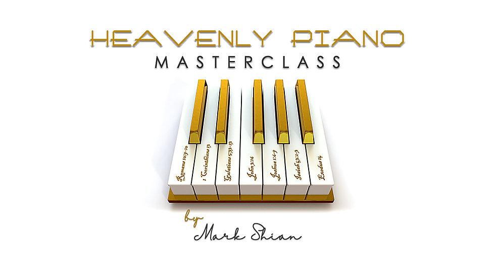 Promo Video - Heavenly Piano Masterclass