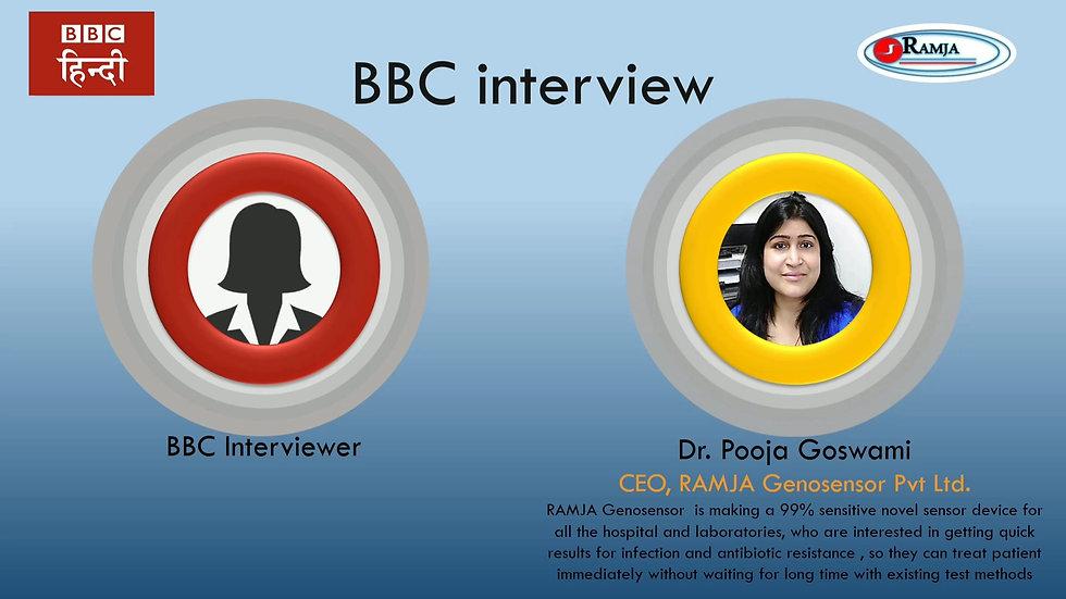 BBC Interview 1