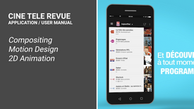 CINE TELE REVUE APPLICATION