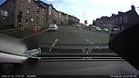 Right at traffic lights