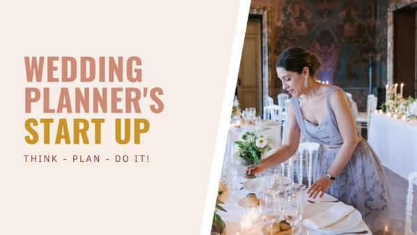 Corso Wedding Planner's Start-up   EMEX Academy