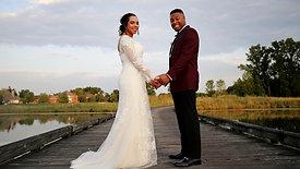 BRANDON & MEREDITH'S WEDDING