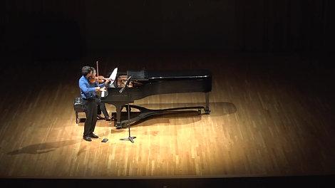Rondo in G major, K.250 (Haffner), arranged by Fritz Kreisler