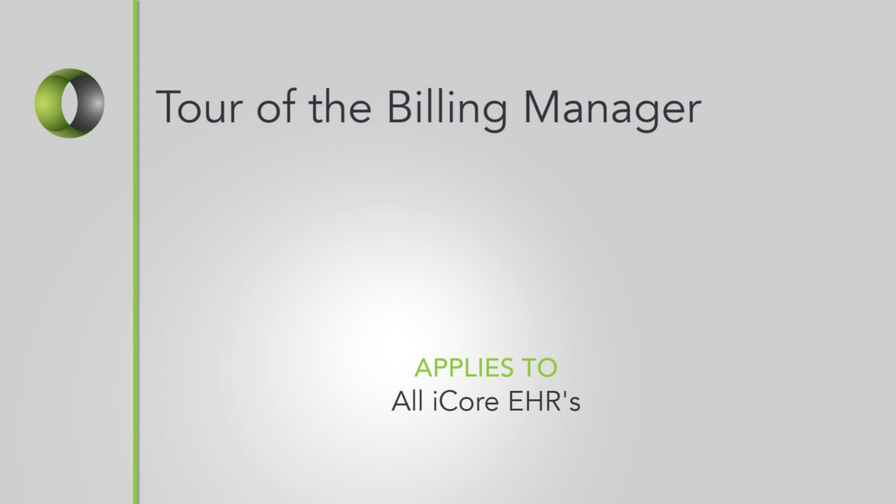 34 - Tour of Billing Manager