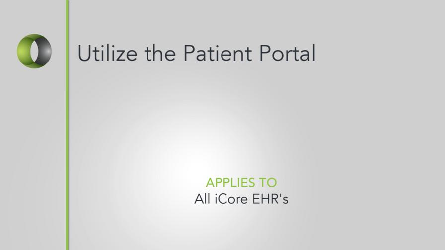 25 - Utilize the Patient Portal