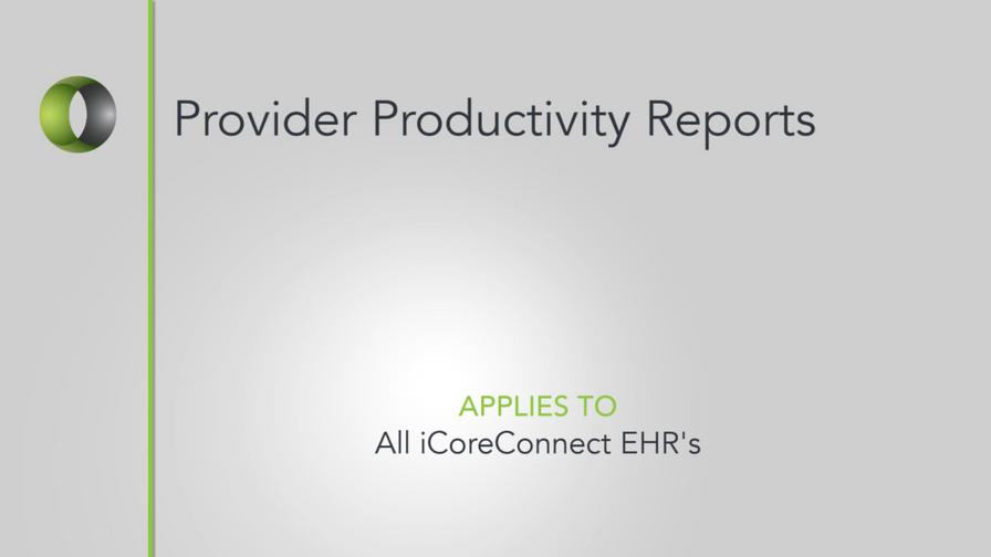 42 - Productivity Reports